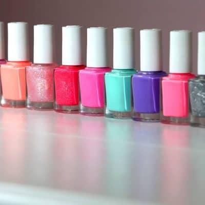 Miss Petite Nail Colour Choices